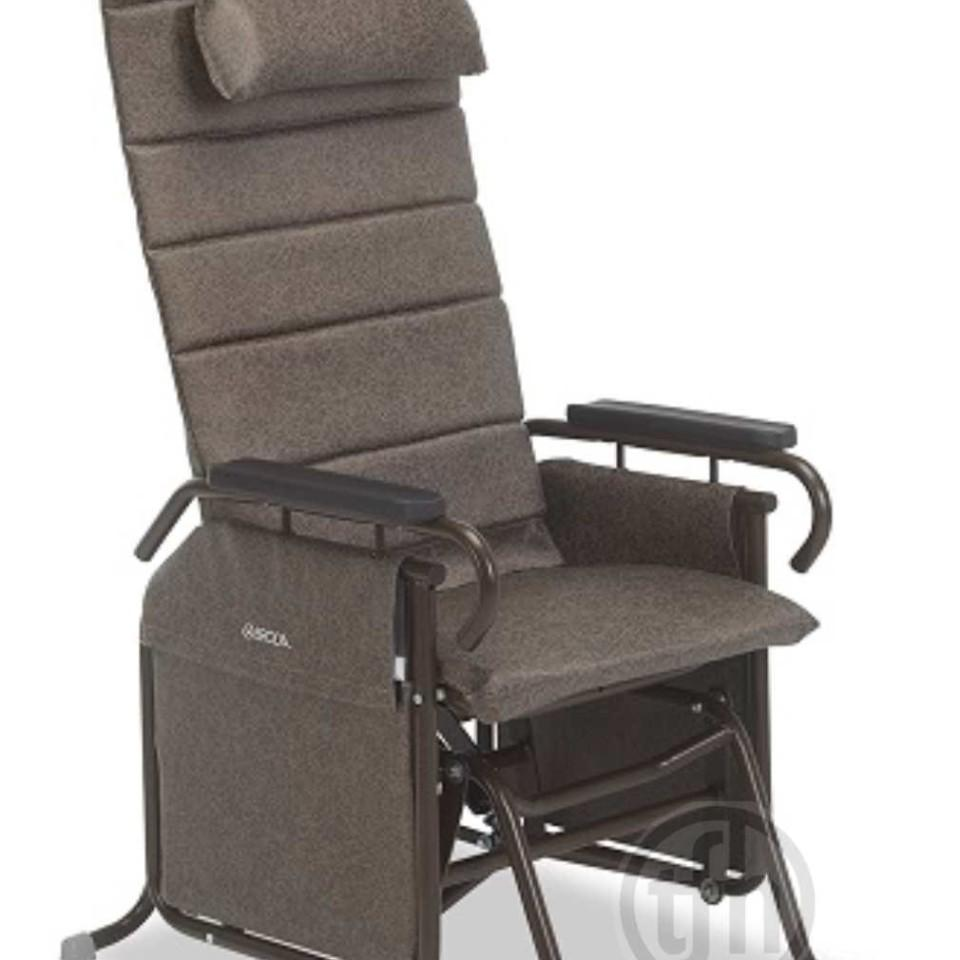 Tranquil Safety Glider Chair for Seniors