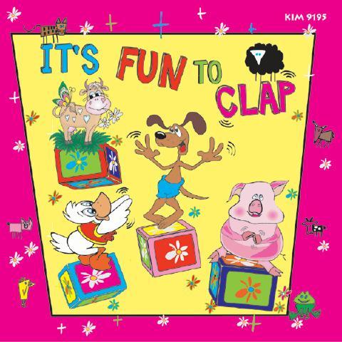 It's Fun to Clap CD
