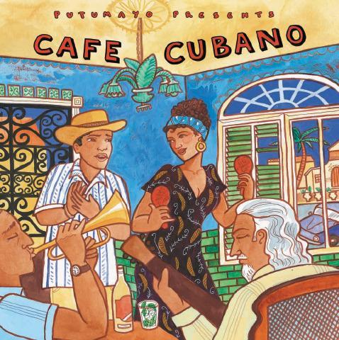 Cuban Cafe CD