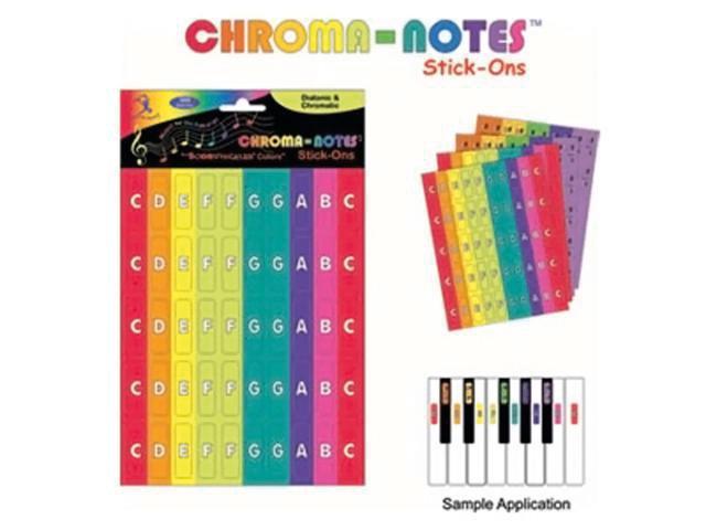 ChromeNotes Stick Ons