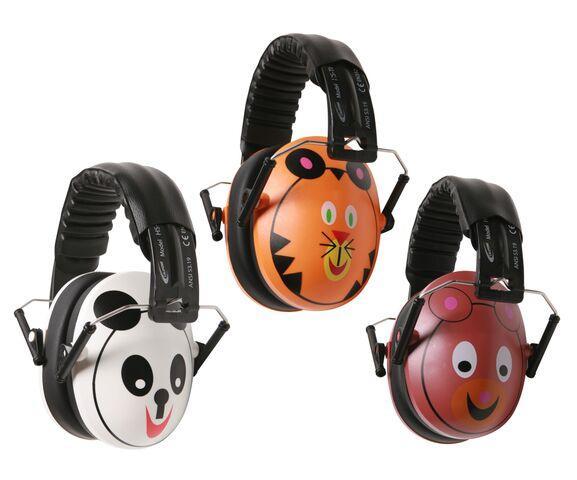 Hush Buddy™ Earmuff-Tiger