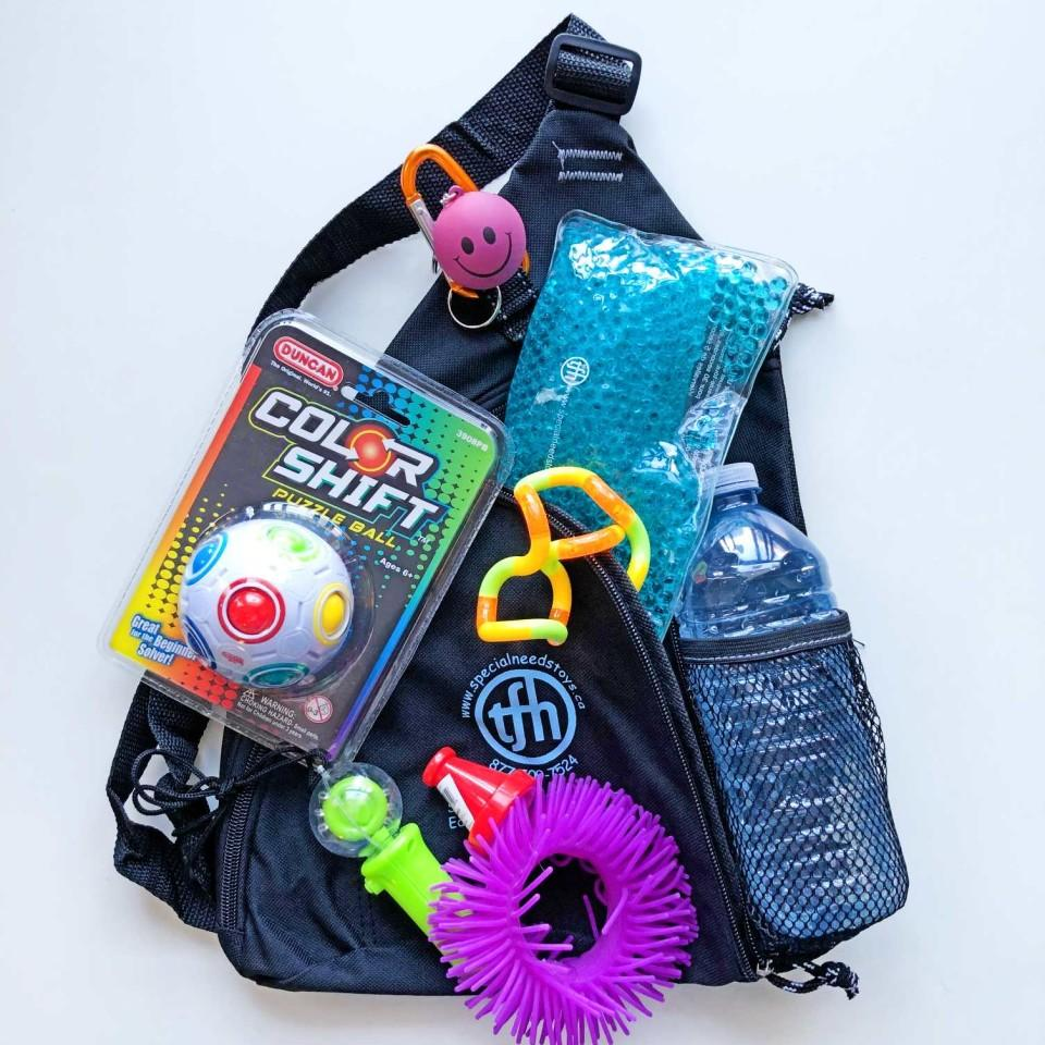 Adapted & Integrated Summer Camp Backpack