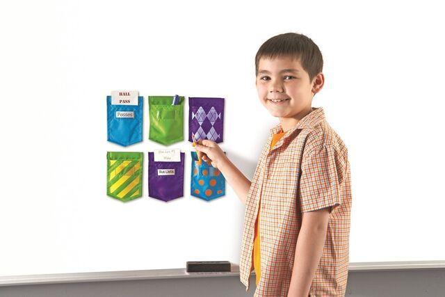Magnetic Mini Pockets