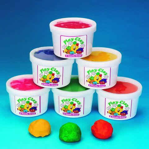 Gluten Free Scented Play Clay