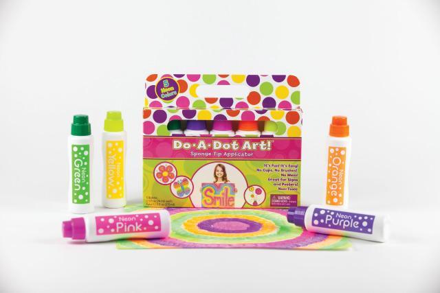 Do-A-Dot Fluorescent Markers