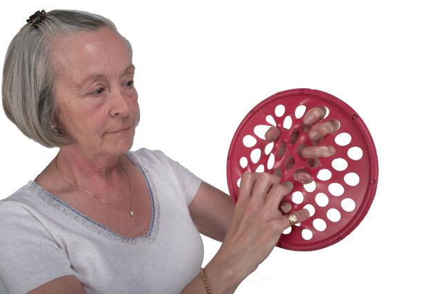Web Hand Exerciser