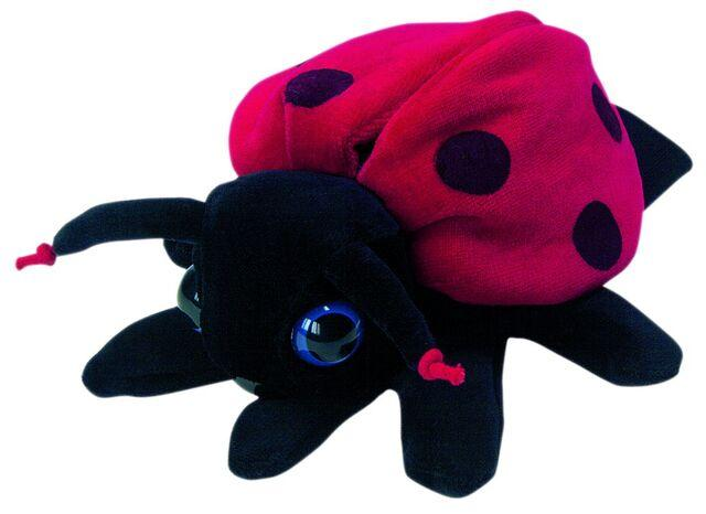 Lady Bug Hand Puppet