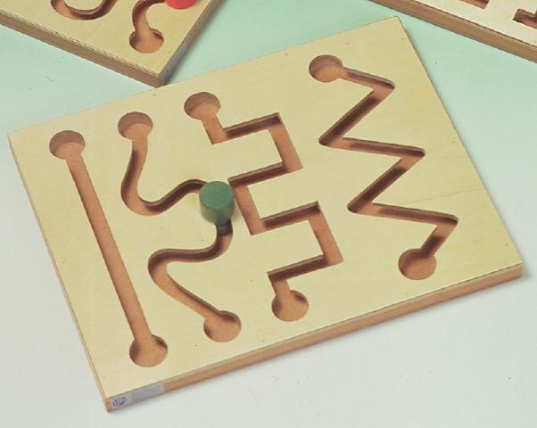 Quadruple Maze