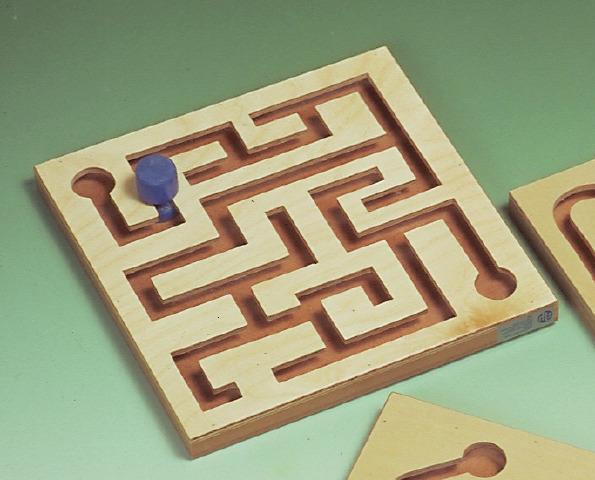 Right Angle Maze
