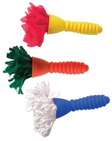 Sensory Brushes Set of 3
