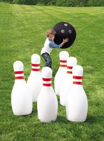 Giant Bowling Game
