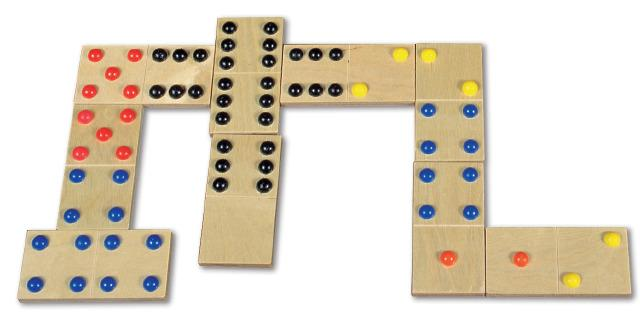 Giant Touch Dominoes