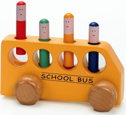 Pop Up School Bus