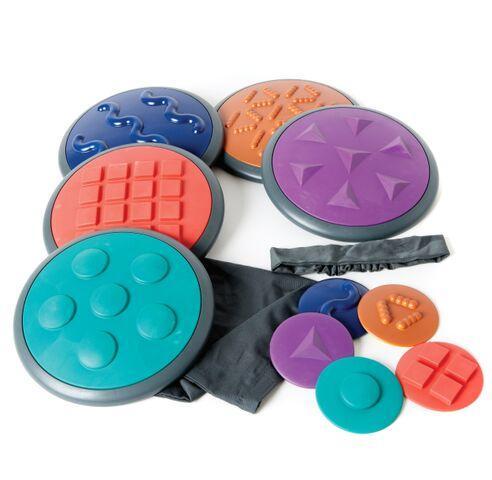 Tactile Discs - Advanced Patterns