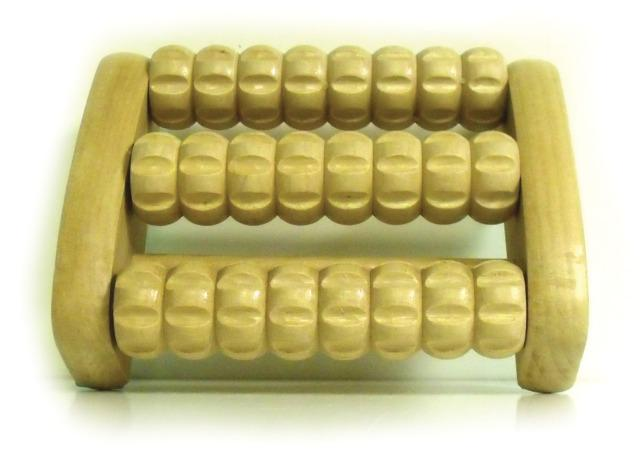 Tactile Foot Roller Massager