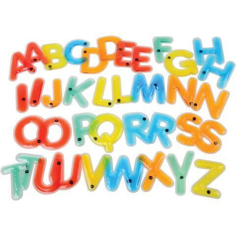 Light Learning Letters