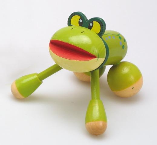 Frog Hand Massager