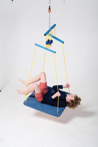 Adjustable Platform Swing