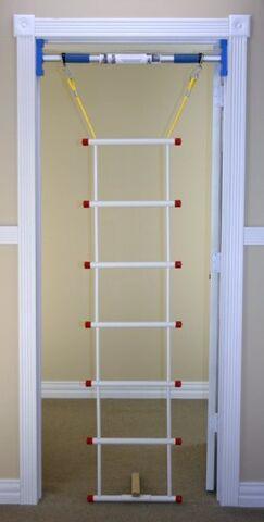 Indoor Climbing Ladder