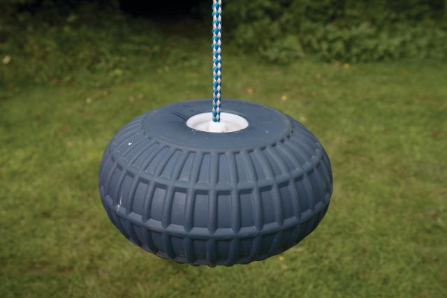 Mini Tire Swing