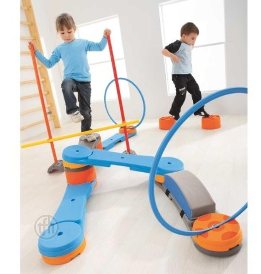 Up and Down Motor Sensory Path