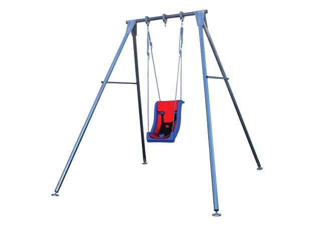 Deluxe Indoor Single Swing Package-Child