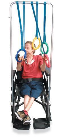 Wheelchair Activity Arch