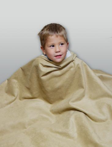 Crinkle Blanket with Therapy Balls