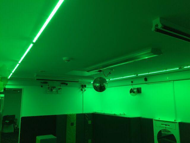 Color Wash LED Light Strip