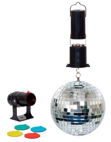Mini Mirror Ball Set