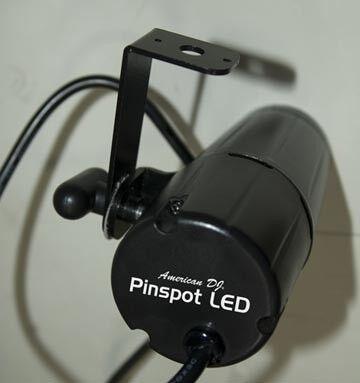 Pinspot LED
