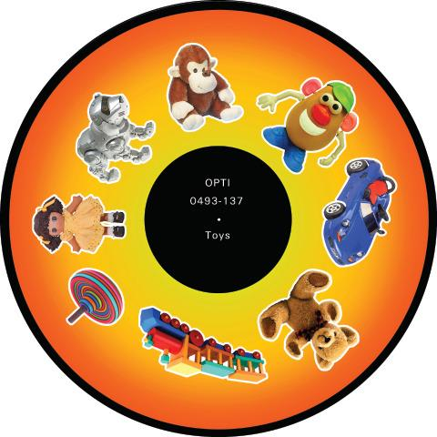 Solar Projector Effects Wheels- Style: Toys