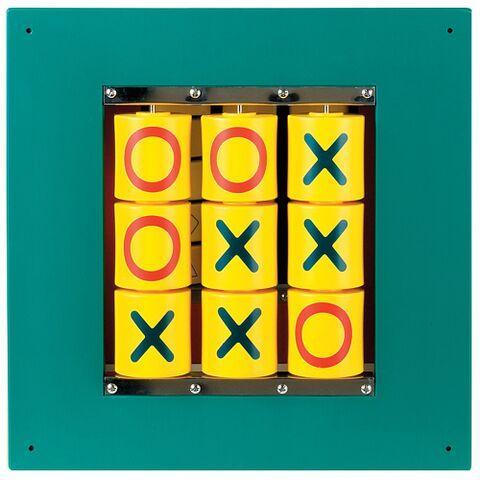 Tic-Tac-Toe Wall Panel