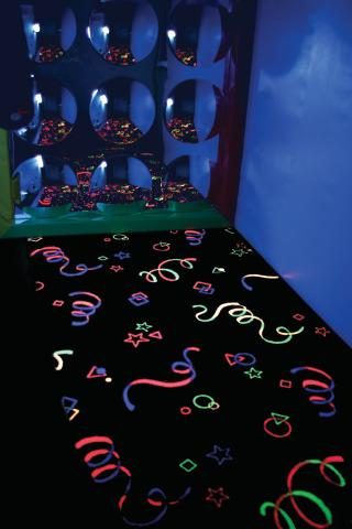 UV Carpet