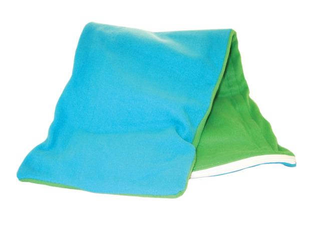 Soft Touch Weighted Body Pad-Blue/Green
