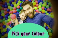 500 Ball Pool Balls (mixed colours)