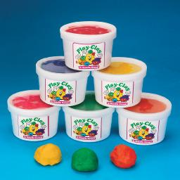 Scented Play Clay