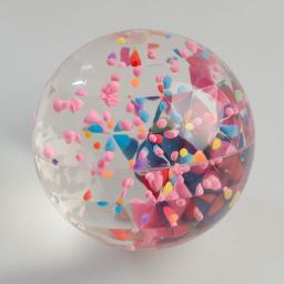 10 cm Clear Ball