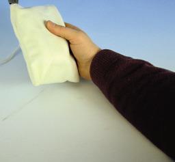 Vibrating Pouch