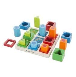 Shape Sequencing Sorting Set