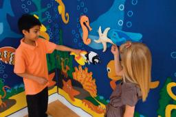 Under the Sea Wall Panel