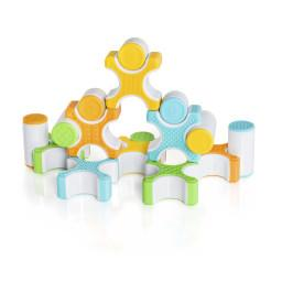 16 Piece Grippies Stackers