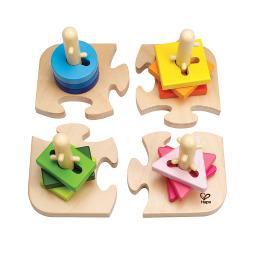 Twist & Turn Peg Puzzle