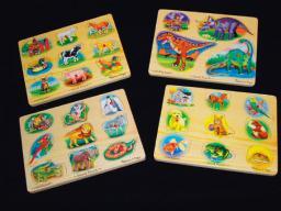 Animals Sound Puzzle Kit