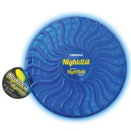 Tangle Nightdisks- Color: Blue