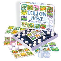 Follow Your Nose Game