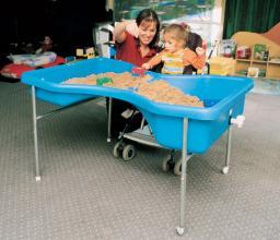 Hourglass Sand & Water Tray