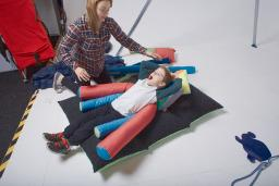 Positioning Lounger