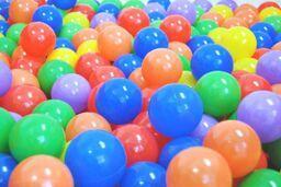 Colored Ball Pool Balls