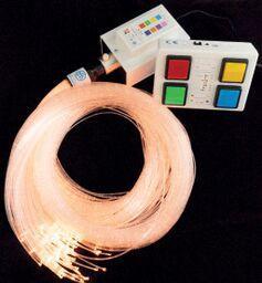 Wireless Fiber Optic Spray-100 Tails